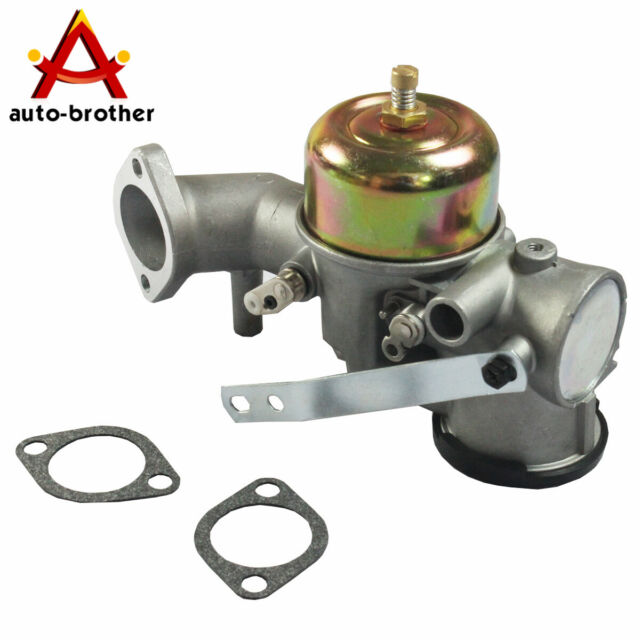 Carburetor for Briggs /& Stratton 281707 491031 490499 491026 12HP Engine Carb
