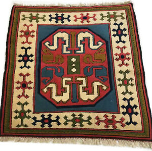 tapis turc traditionnel oriental hand made m 18 - Tapis Turc