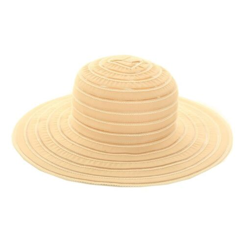 Neuf Femme Filles déformable Floppy large bord été chapeau de soleil 2 Couleurs Vendeur Britannique