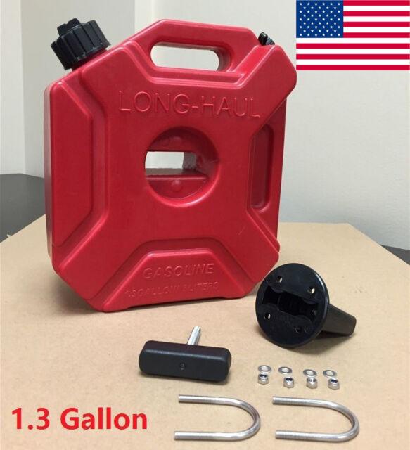 1.3 Gallon 5L Rotopax Fuel Pack, Jerry Gas Can For Jeep, ATV, UTV, Polaris RZR S