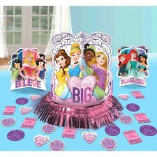 Disney Princess 'Dream Big' Birthday Party Table Decorating Kit Decoration