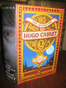 1st-Edition-THE-INVENTION-OF-HUGO-CABRET-Brian-Selznick-CALDECOTT-First-Printing