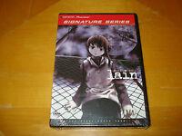 Lain Vol. 1 - Navi (anime Dvd, 2004, Geneon Signature Series, New)