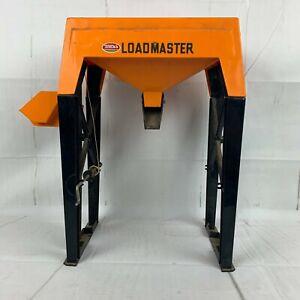 Vintage-1970-039-s-Mighty-Tonka-Loadmaster-Orange-Black-Toy