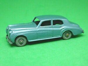 Matchbox-Lesney-No-44a-Rolls-Royce-Silver-Cloud-GREY-PLASTIC-WHEELS