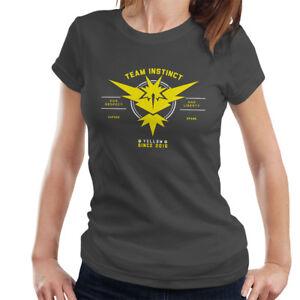 Crewneck Fanart Crewneck Shirt Team Instinct Fanart