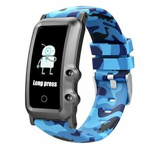 AUPALLA Kids Fitness Tracker Watch with Heart Rate Monitor  Assorted Colors aupalla colors fitness heart kids rate tracker watch with