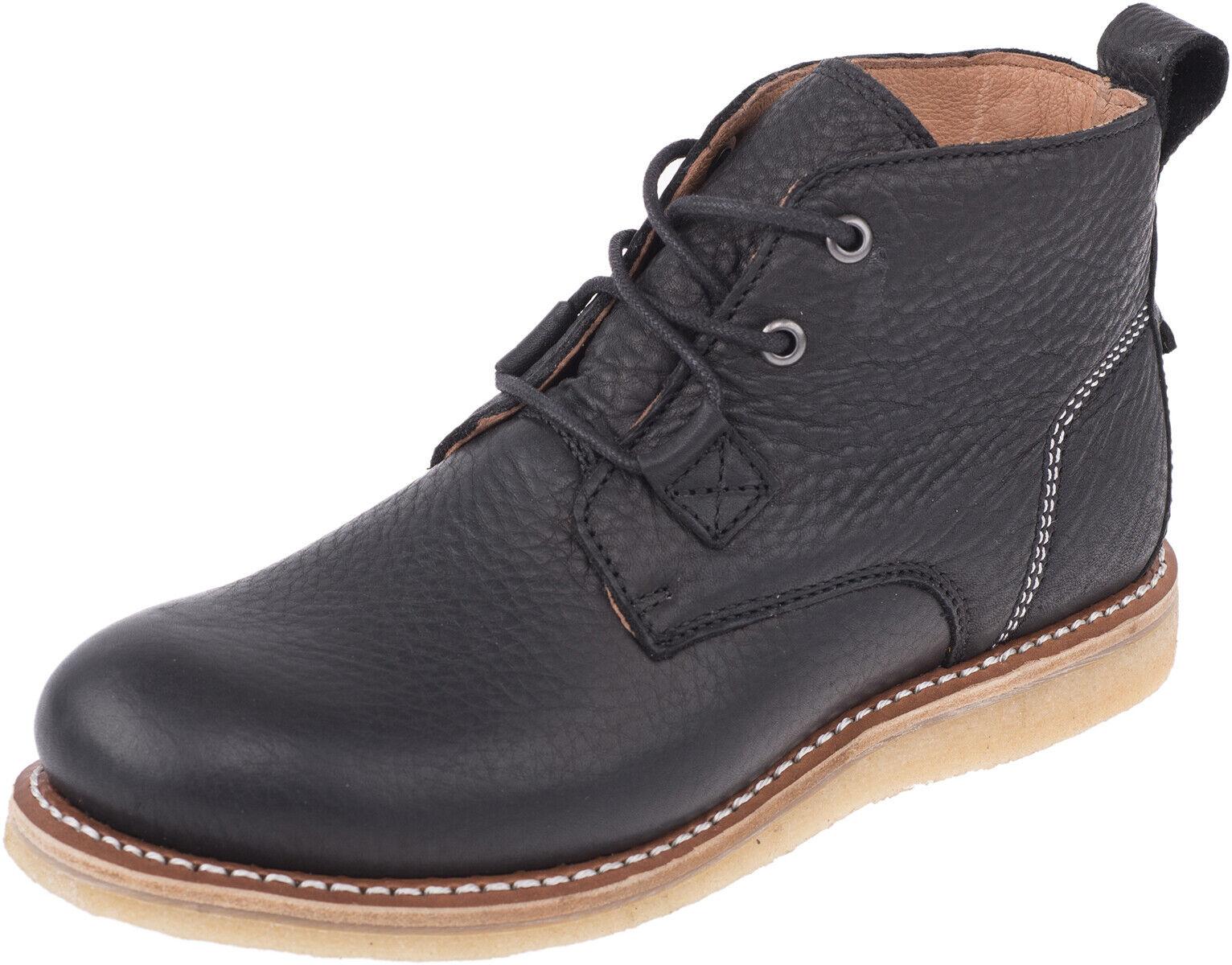 Dickies OAK BROOK Desert Schuhe   Stiefel Schwarz Rockabilly