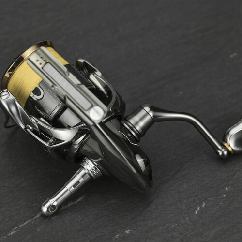 Gomexus Reel Stand For Shimano and Daiwa Reel Spinning 48mm Silver