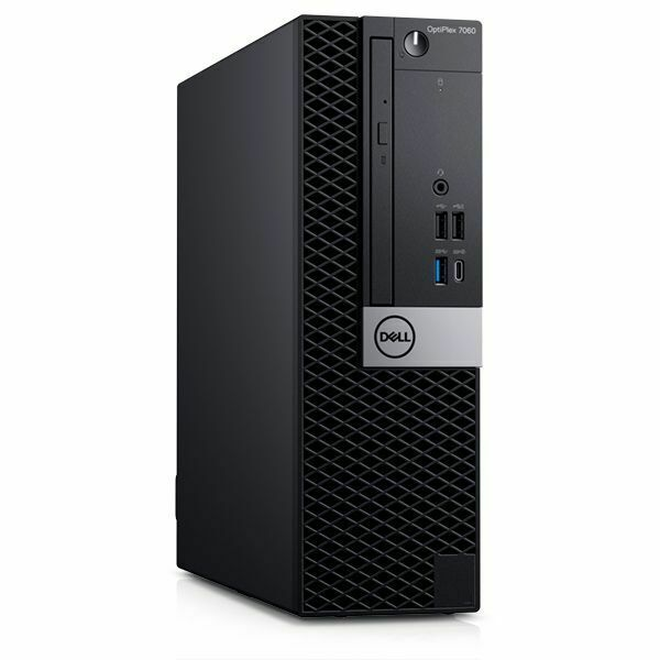 Dell OptiPlex 7060 SFF Intel i5-8500 @3.0GHz | 16GB RAM | 256GB SSD M.2 NVMe #01