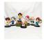 miniature 20 - 7pcs/set BTS RM Jin Suga JHope Jimin V Jungkook Doll Toy Figure BANGTAN boys