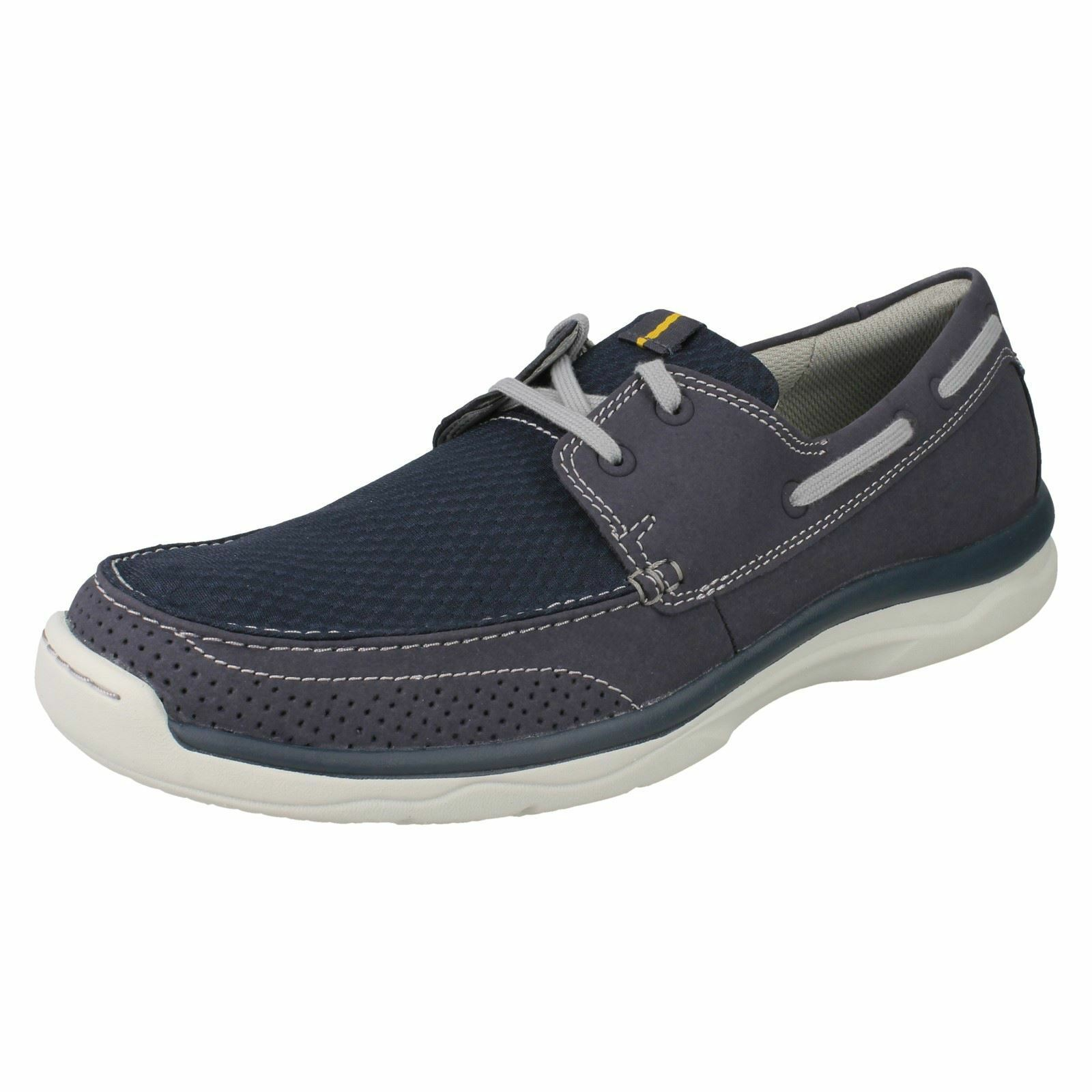 Mens Clarks Cloudsteppers Lace Up Casual schuhe 'Marus Edge'      |  | Für Ihre Wahl  fdb421