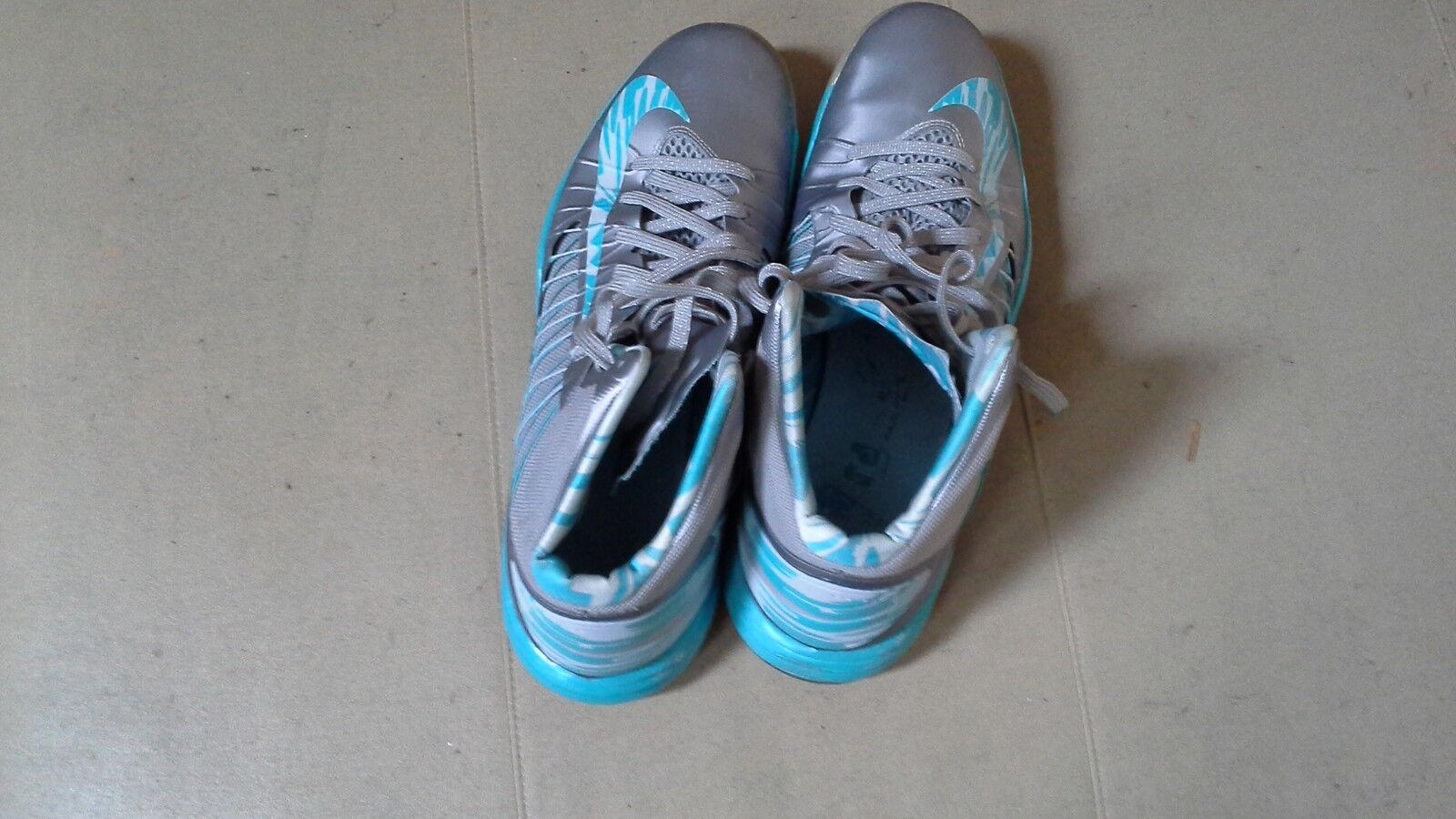 Nike lebron xi 11 11 xi ext denim qs nuovo sergente nero / nere 659509-004 numero 9 455f91