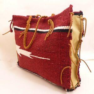 Southwestern-Saddle-Blanket-Cowhide-Leather-Totebag-Satchel-Handbag