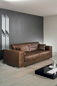 Divani Tessuto Moderni.Dettagli Su Gulliver Divano Design Moderno In Tessuto O Ecopelle 100 Made In Italy