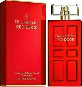 Red-Door-by-Elizabeth-Arden-3-3-3-4-oz-EDT-Perfume-for-Women-New-In-Box