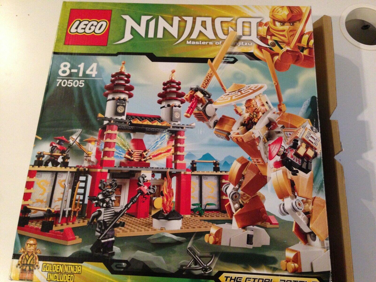 Lego 70505 Temple of Light