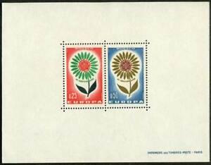MONACO-1964-foglietto-Europa-5-1790