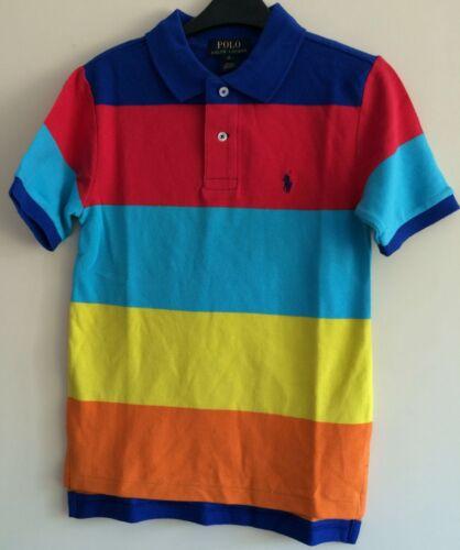 BNWT Polo Ralph Lauren Ragazzi//Bambini//Bambini Manica Corta Polo Shirt//Top