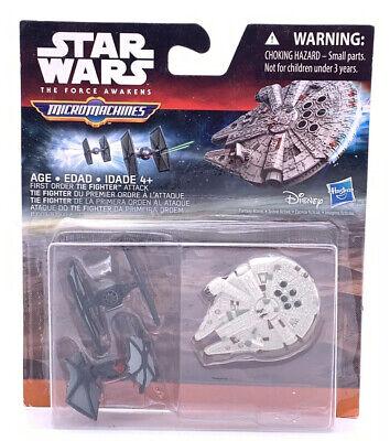 2015-2017 Tie Interceptor Micro Machines Star Wars