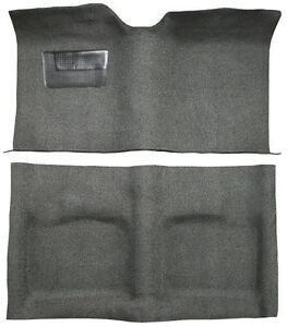 1959 1961 Chrysler Windsor 2 Door Hardtop Bench Seat Replacement Loop Carpet Kit Ebay