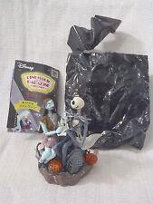 Disney Yujin Cinemagic Paradise NIGHTMARE BEFORE CHRISTMAS Diorama Puzzle Figure