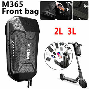 WILD-MAN-Universal-Storage-Bag-for-Xiaomi-M365-Electric-Scooter-Front-Carrying