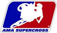 M161 6 Ama Supercross Sponsor Decal Racebike Race Bike Cbr Gsxr Cb Laminated