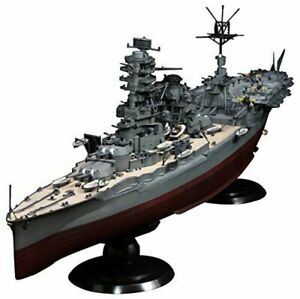 Fujimi-600505-IJN-Aircraft-Carrier-Ise-634th-Naval-Air-Group-w-Zuiun-1-350-Scale