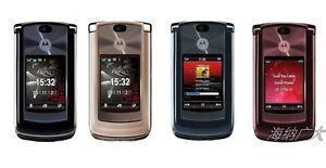 original unlocked motorola razr2 v9 3g wcdma flip cellular phone rh ebay com AT&T Motorola RAZR V9 AT&T Motorola RAZR V9