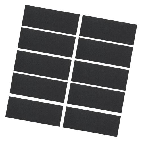 """10pc 9x3.6/"""" Sanding Disc Sand Paper Hook Loop Sander Polishing Pads 600#"""