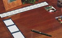 House Of Doolittle See-thru Desk Pad Organizer, 36 X 20 Inch Extra Heavy Gauge V
