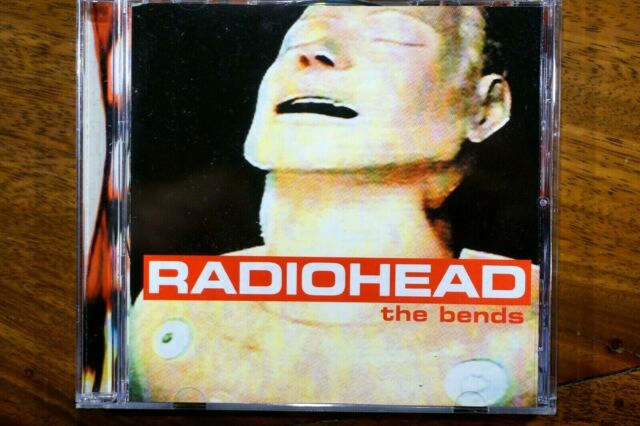 Radiohead - The Bends  - CD, VG