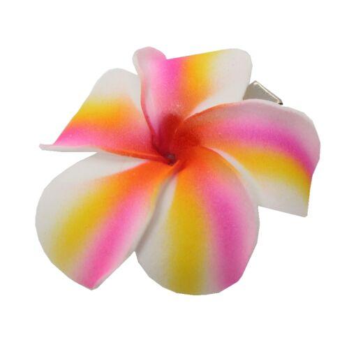 Plumeria Haarclip Haarklammer Haarspange Haarschmuck Haar Pin in 5 Farben