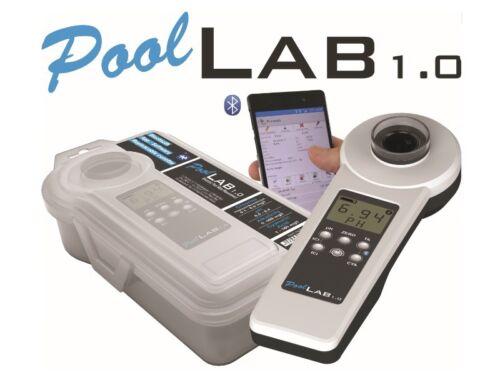 Électronique pooltester poollab 1.0 Appareil de mesure chlore ph piscine pool