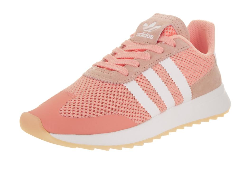 Adidas Flashback Größe US 7.5 M (B) Eu 39 1 3 Damen Laufschuhe Korallenrot
