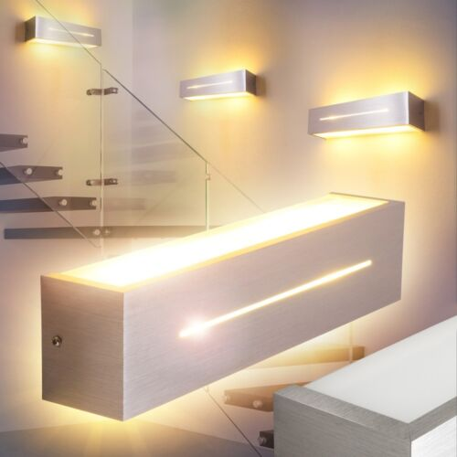 Design Wandleuchte Flur Leuchten Wohn Schlaf Zimmer Lampen Diele Büro Up /& Down