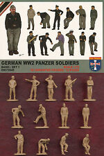 1:72 figuras 72045 German WWII tanques soldiers set 1-Orion