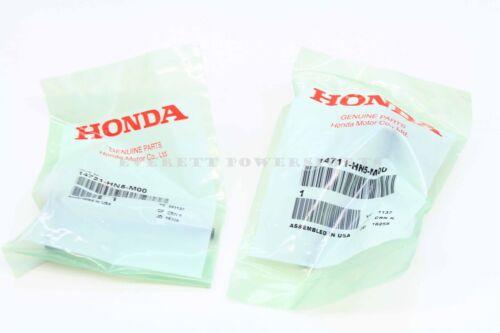 New Genuine Honda Exhaust Intake Valves 03 04 05 06 TRX 350 Rancher OEM #X110