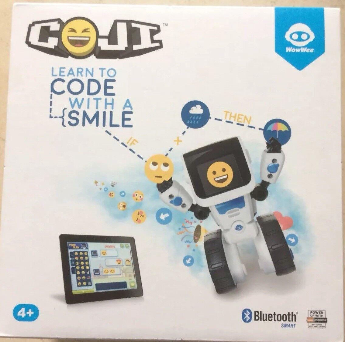 WowWee Coji Lern-Roboter für Kinder Kodierungsroboter NEU in OVP