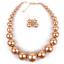 Women-Bohemian-Choker-Chunk-Crystal-Statement-Necklace-Wedding-Jewelry-Set thumbnail 170