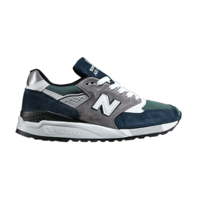 New Balance M998NL Made in USA 998 (Blue/Green) Men's Shoes