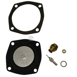 Details about Carb Kit for Tecumseh Jiffy Ice Auger Model 30 and 31