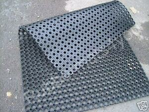 Image Is Loading Anti Slip Rubber Mats Matting Caravan Mobile Home