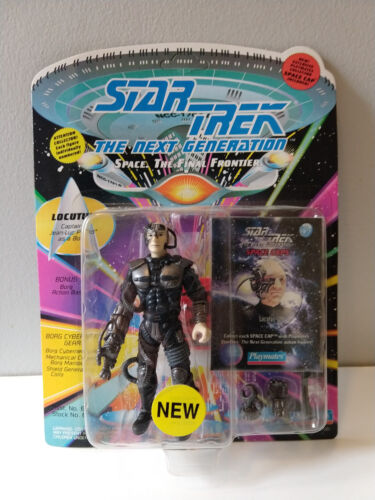 Star Trek Locutus action figure #6023