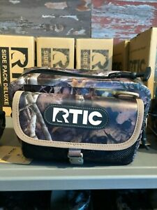 New-RTIC-Large-Camo-2019-Side-Pack-Deluxe-Accessory-For-RTIC-Soft-Pack-Coolers