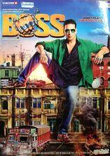 Boss DVD (2013) Bollywood Movie DVD / Akshay Kumar / Region Free / Subtitles