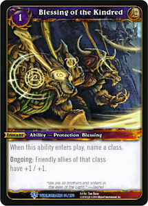 WOW-TCG-WORLDBREAKER-BLESSING-OF-THE-KINDRED-X-4