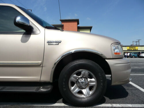 FORD EXPLORER w//Hi Ground Effects 1996 1997 TFP Stainless Trim  1 YEAR WARRANTY