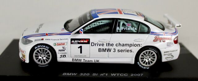 BMW 320Si E90 WTCC 2006 2007 2009 SPARK 1:43